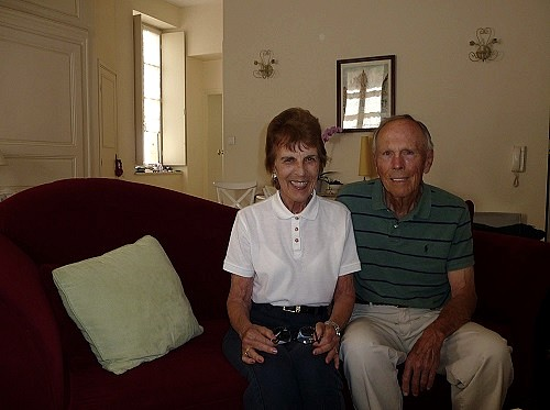 Lucia and Bill Watson