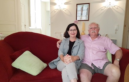 Judy and John Burgess (Berry, NSW, AUSTRALIA, June 2018)
